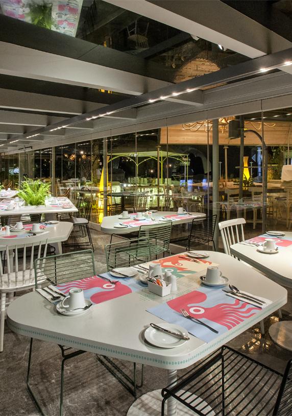 Bubo Fine Dinning Restaurant (ekies all senses resort)