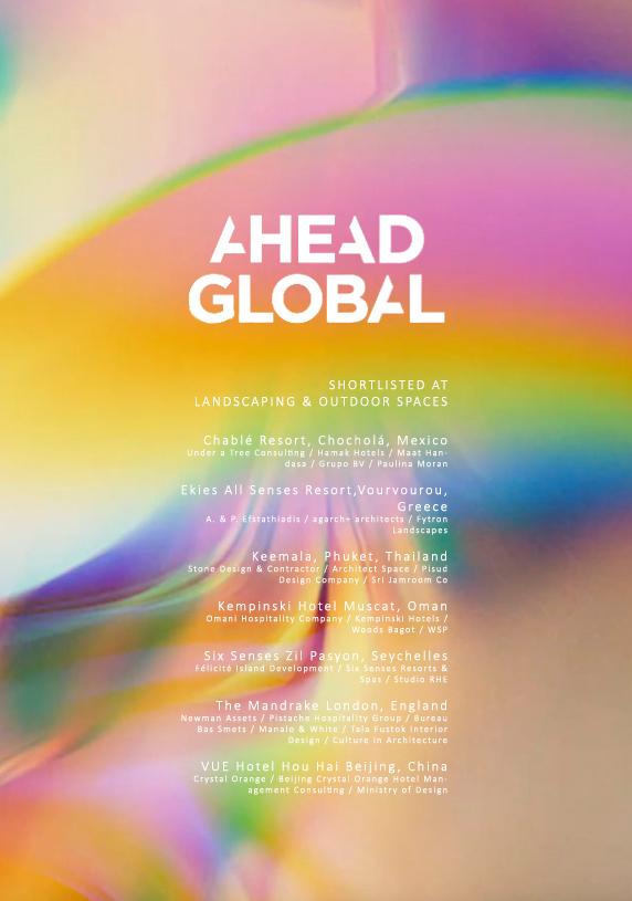 Ahead Global 2019
